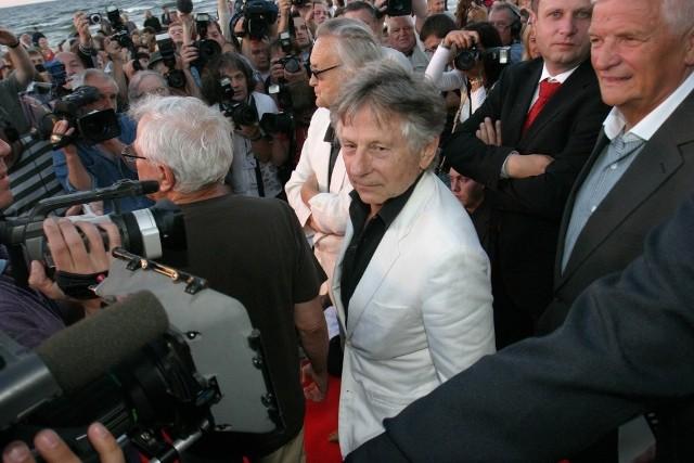 Roman Polański na festiwalu w Gdyni odbierze odbierze Platynowe Lwy
