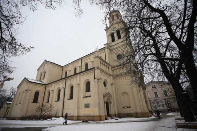 O wyposażenie wnętrza kościoła Podwyższenia św. Krzyża przy Sienkiewicza zadbali łódzcy fabrykanci.