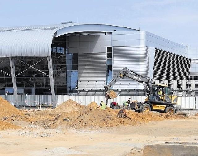 Już rozpoczęto prace przy budowie nowego terminala w Porcie Lotniczym na Ławicy