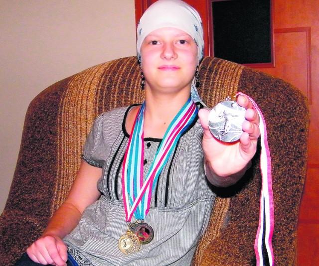 14-letnia Paulina wie, co to walka. Toczy najcięższy bój z chorobą, którego stawką jest życie