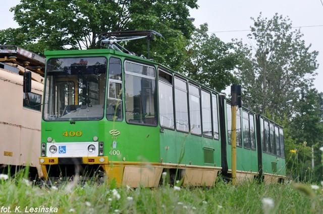 Tramwaj 115N był pierwszym pojazdem w Poznaniu z częściowo niską podłogą