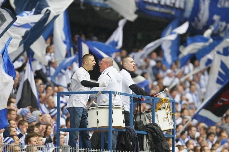W sobotę na stadionie Legii w Warszawie nie będzie kibiców Lecha Poznań.