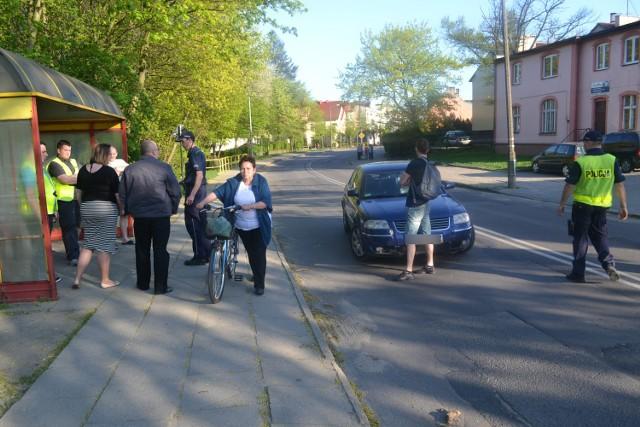 Potrącenie 5-latka na ul. Koszalińskiej. Dziecko wtargnęło na jezdnię