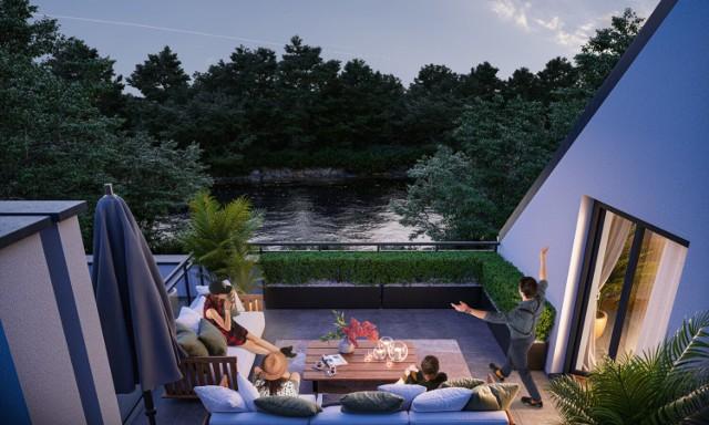 """""""Apartamenty nad Odrą"""" zostaną oddane do użytku pod koniec 2022 roku."""