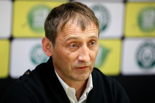 Jarosław Araszkiewicz - trafił Lecha do Legii w 1985 roku.