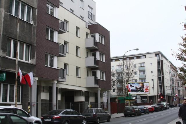 Podwyższone czynsze są w bloku przy ul. Sienkiewicza