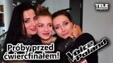 """""""The Voice of Poland"""" sezon 8. LIVE 2. Co śpiewają uczestnicy na próbach? Tego nie zobaczycie w TV!"""