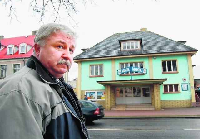 Janusz Gawroński zamknął tradycyjne kino, ale planuje reaktywację w wersji cyfrowej