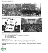Testy gimnazjalne 2013. Test humanistyczny - HISTORIA i WOS [ARKUSZE i ODPOWIEDZI]