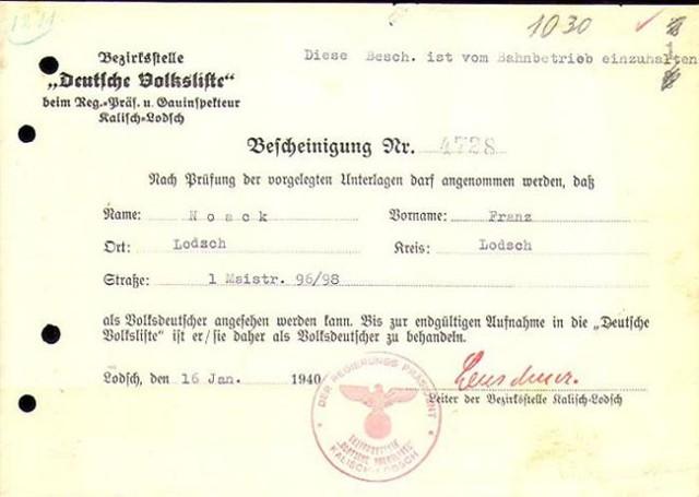 Deutsche Volksliste