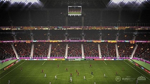 W grze odwzorowane zostaną wszystkie stadiony zbudowane na Euro
