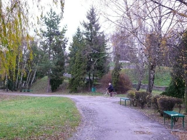 Park miejski w Chełmie miałby być przebudowany