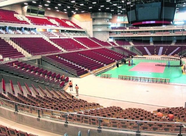 W trójmiejskiej Ergo Arenie grać będą na co dzień siatkarki i koszykarze Trefla Sopot
