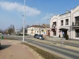 Przebudowa drogi 713 przez Tomaszów. Częściowo zamknięty wjazd na rondo Dmowskiego [ZDJĘCIA]
