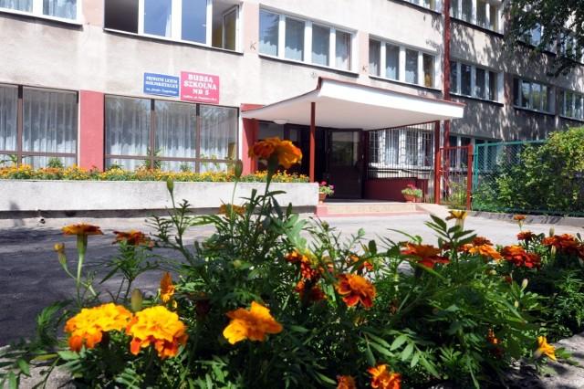 Bursa szkolna przy ul. Pogodnej