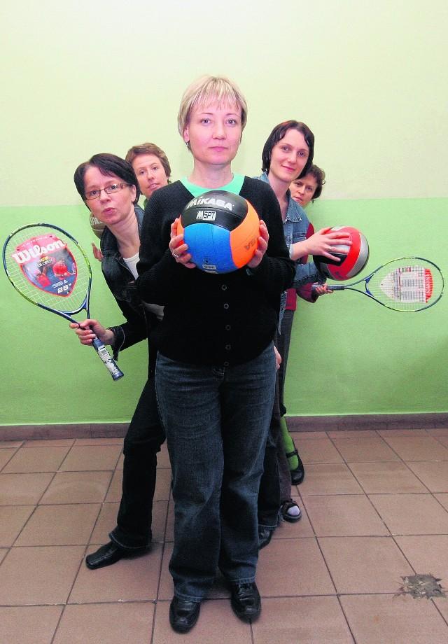 Pracownicy socjalni już gotowi do zawodów sportowych