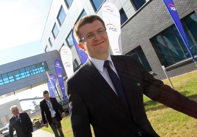 Tomasz Zadroga, prezes PGE, jest absolwentem Uniwersytetu Łódzkiego