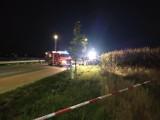 Pleszew. Sprawca wieczornej kolizji w Pleszewie trafił do aresztu. Był kompletnie pijany