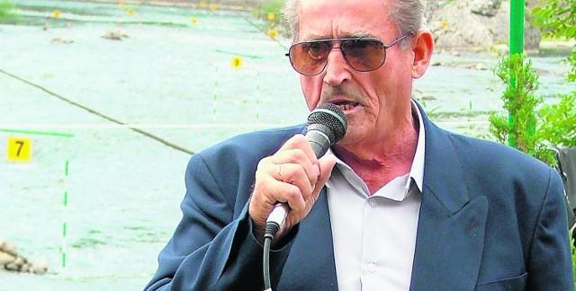 Józef Sarata rządzi klubem KS Pieniny od 2007 roku. Dostał zielone światło na kolejne lata