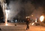 WOŚP 2021 w Piotrkowie: Światełko do nieba i pokaz ognia [ZDJĘCIA, FILM]