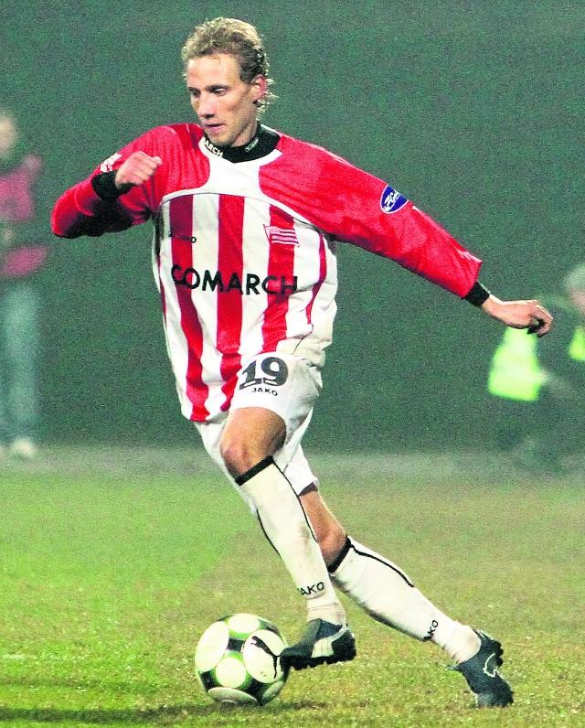 Aleksandar Suworow zagrał dwa mecze w Cracovii i w obu był kluczową postacią
