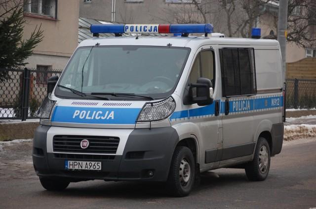 W Modrzejewie zatrzymano pijanego kierowcę