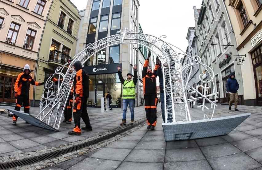 Bydgoszcz Już Prawie Gotowa Na święta Kolejne Dekoracje W