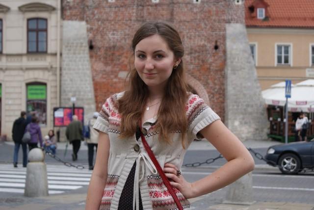 "Weronika Bielecka, ""Diament Lublina 2012"""