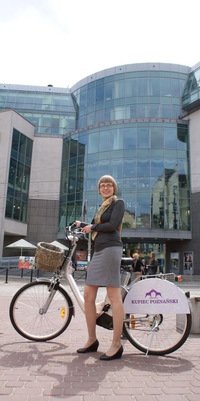 Pierwsza wypożyczalnia rowerów elektrycznych w Poznaniu zostanie otwarta w poniedziałek