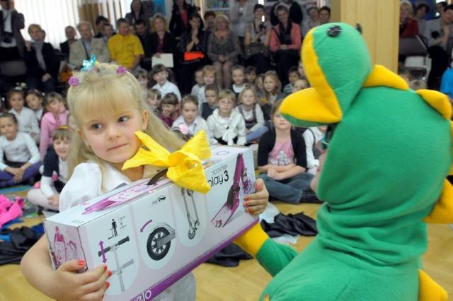Lubelski sanepid nagrodził przedszkolaki