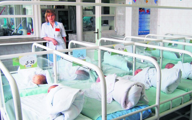 Na najmniejszych pacjentów czekać dziś będą wyprawki