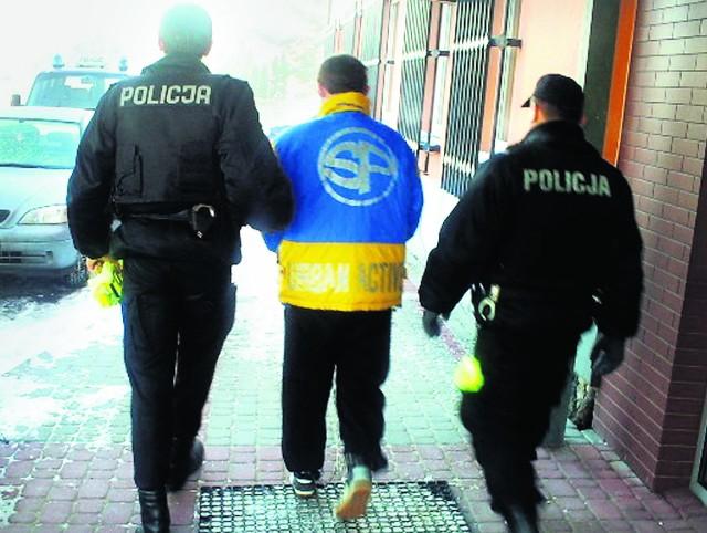 Sprawców potrójnego morderstwa policja zatrzymała już kilka godzin po znalezieniu zwłok