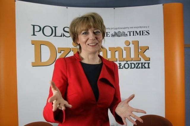 Hanna Zdanowska o likwidacji szkół.