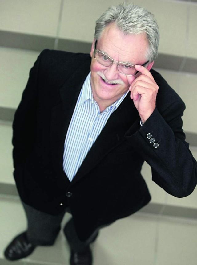Prof. Wiktor Pepliński