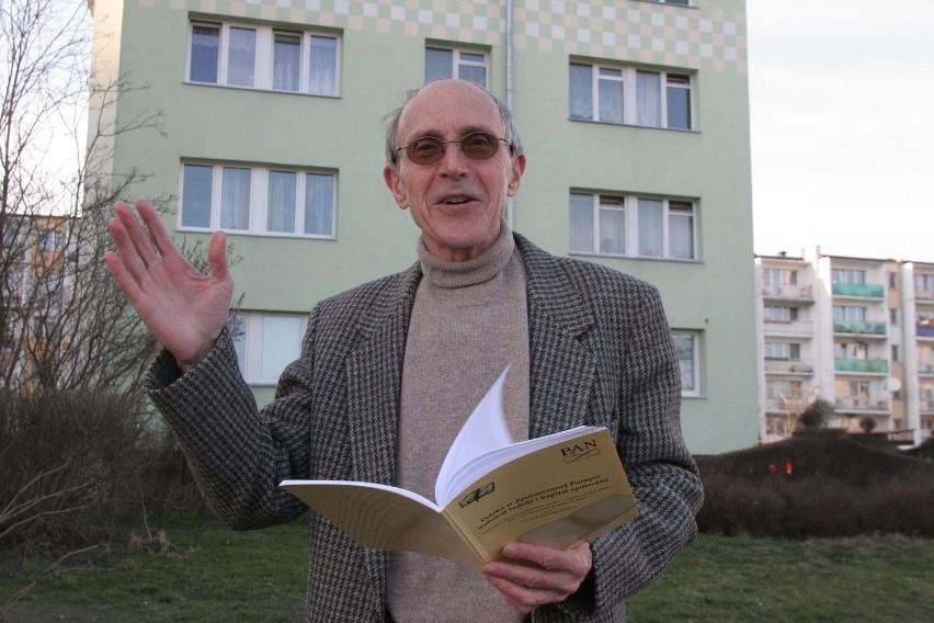 Prof. Zbigniewem Bokszański uważa, że solniczka w kształcie...