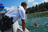 Rzeszów: 35-latek utonął nad Soliną