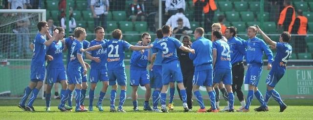 Czy Lech Poznań będzie mógł się cieszyć z tytułu mistrza?