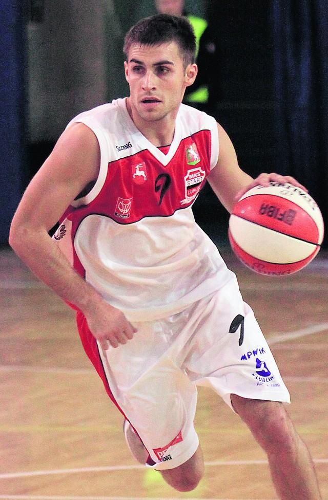 Start Lublin w fazie play-out zagra z MOSiR Krosno