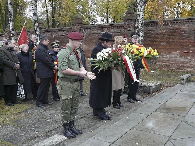 Rocznica deportacji Żydów do łódzkiego getta