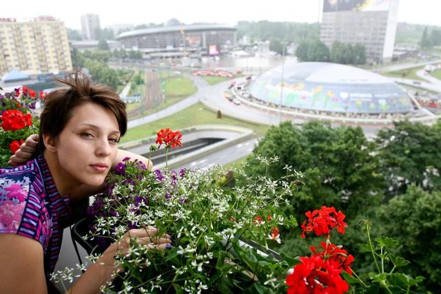 Katarzyna Jendrośka - rybniczanka, która uwierzyła w miasto ogrodów. Tworzy je w Superjednostce