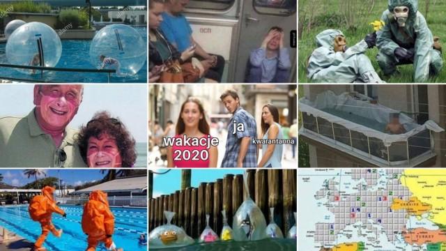 O wakacjach, jakie znaliśmy do tej pory, w sezonie letnim 2020 raczej możemy zapomnieć. Raczej nie ma co liczyć na kolonie, czy obozy. Co zatem z wakacjami będzie? Polecamy na odreagowanie twórczość internautów.
