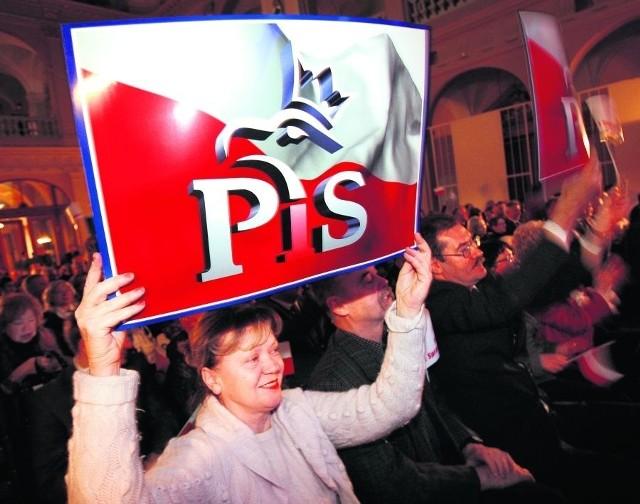 Działacze PiS byli zadowoleni z wczorajszej konwencji