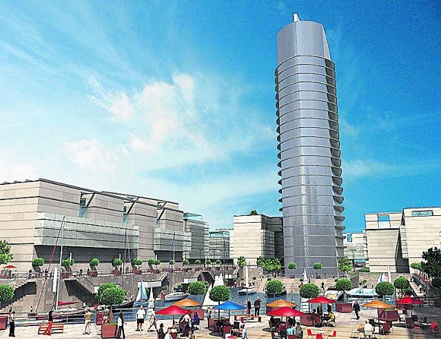 Tak będzie wyglądało nadodrzańskie osiedle Marina Park