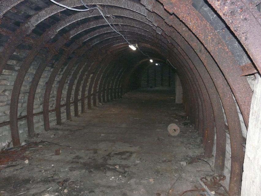 W sztolni przy Sulisławckiej będzie podziemna strzelnica