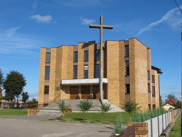 Kościół Chrystusowy przy ulicy B. Prusa 2 w Bielsku Podlaskim