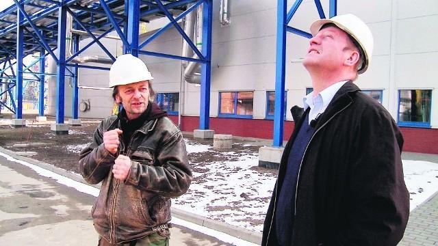 Film jest przede wszystkim hołdem złożonym śp. marszałkowi Maciejowi Płażyńskiemu (po prawej)