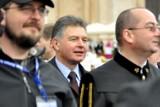 Politycy, artyści i dziennikarze wśród pielgrzymów w Rzymie (GALERIA)