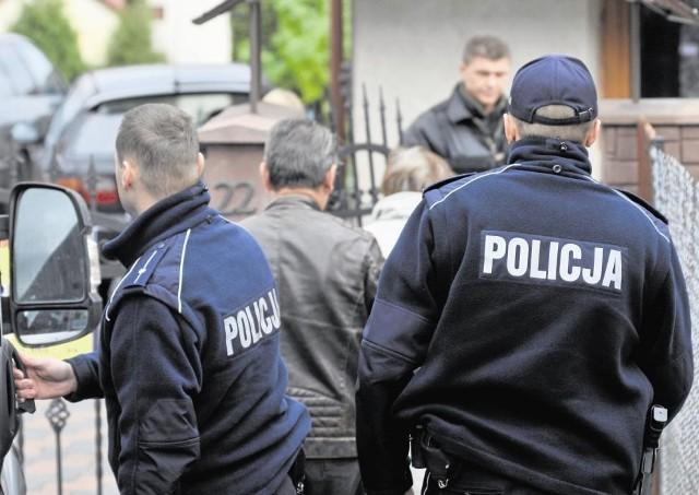 Policjanci muszą być przygotowani na wszystko, nigdy nie wiadomo, co ich spotka podczas interwencji