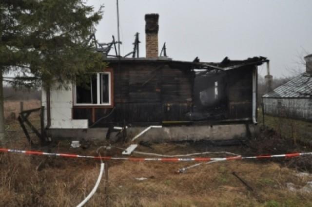 Tragedia w Terespolu. W pożarze domu zginęło 2 mężczyzn.