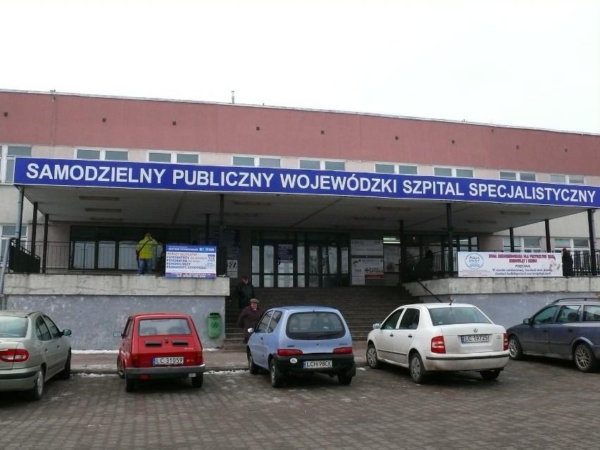 Szpital w Chełmie
